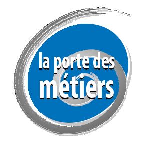 Logo la porte des métiers Portalp