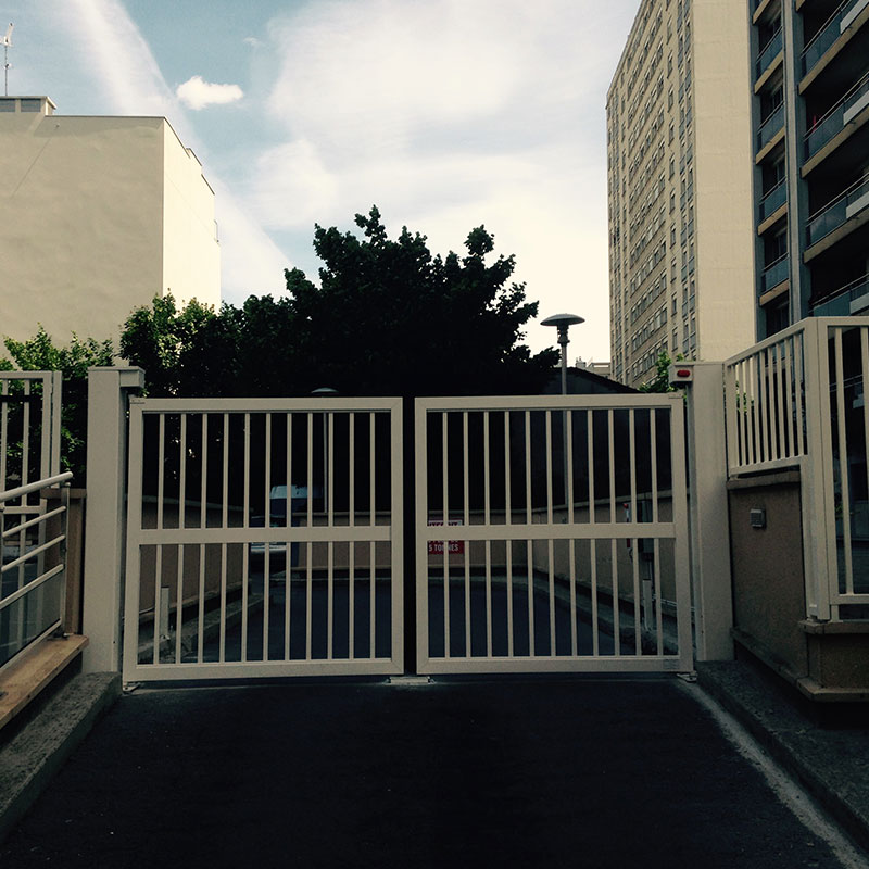 portail-battant-portalp-residentiel