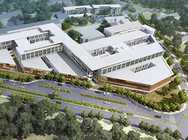 Krankenhaus Ridge – GHANA