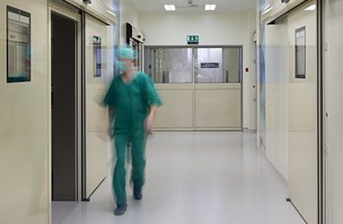 Portes hospitalières