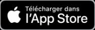 Bouton de téléchargement App Store