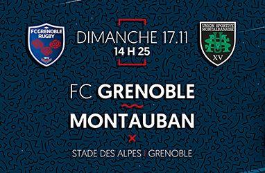 Portalp : FCG – Montauban