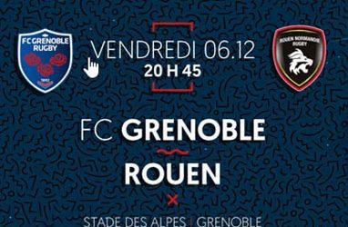Portalp : FCG – Rouen