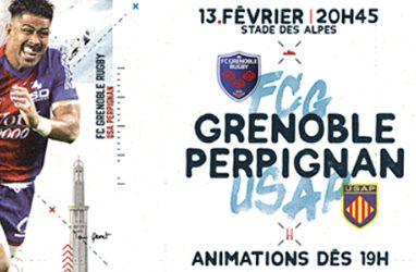 Portalp : FCG – Perpignan