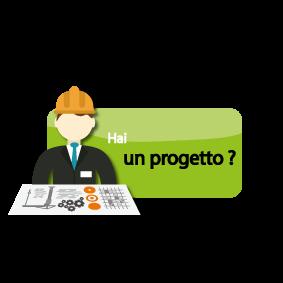 Hai un progetto?
