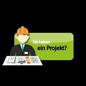 Sie haben ein Projekt?