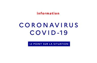 News : Covid-19 Situation update