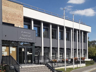 Réhabilitation de la mairie de Verlinghem