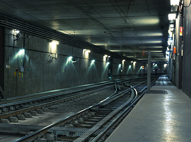 Sécurisation des quais de métro