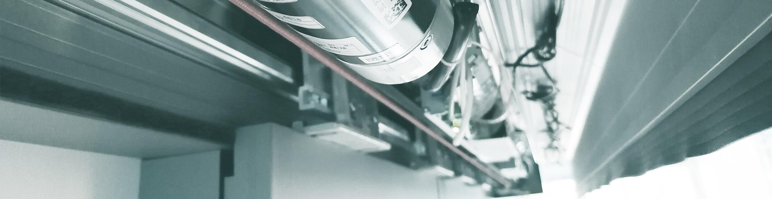Kit de rénovation Portalp RS pour portes automatiques piétonnes