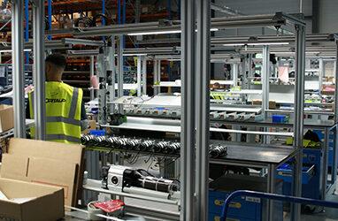 Electro-Mechanical Assembler